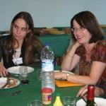 Le repas des auteurs